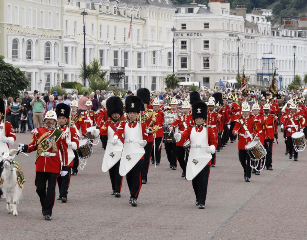 NMWDM (UK) to attend Armed Forces Day