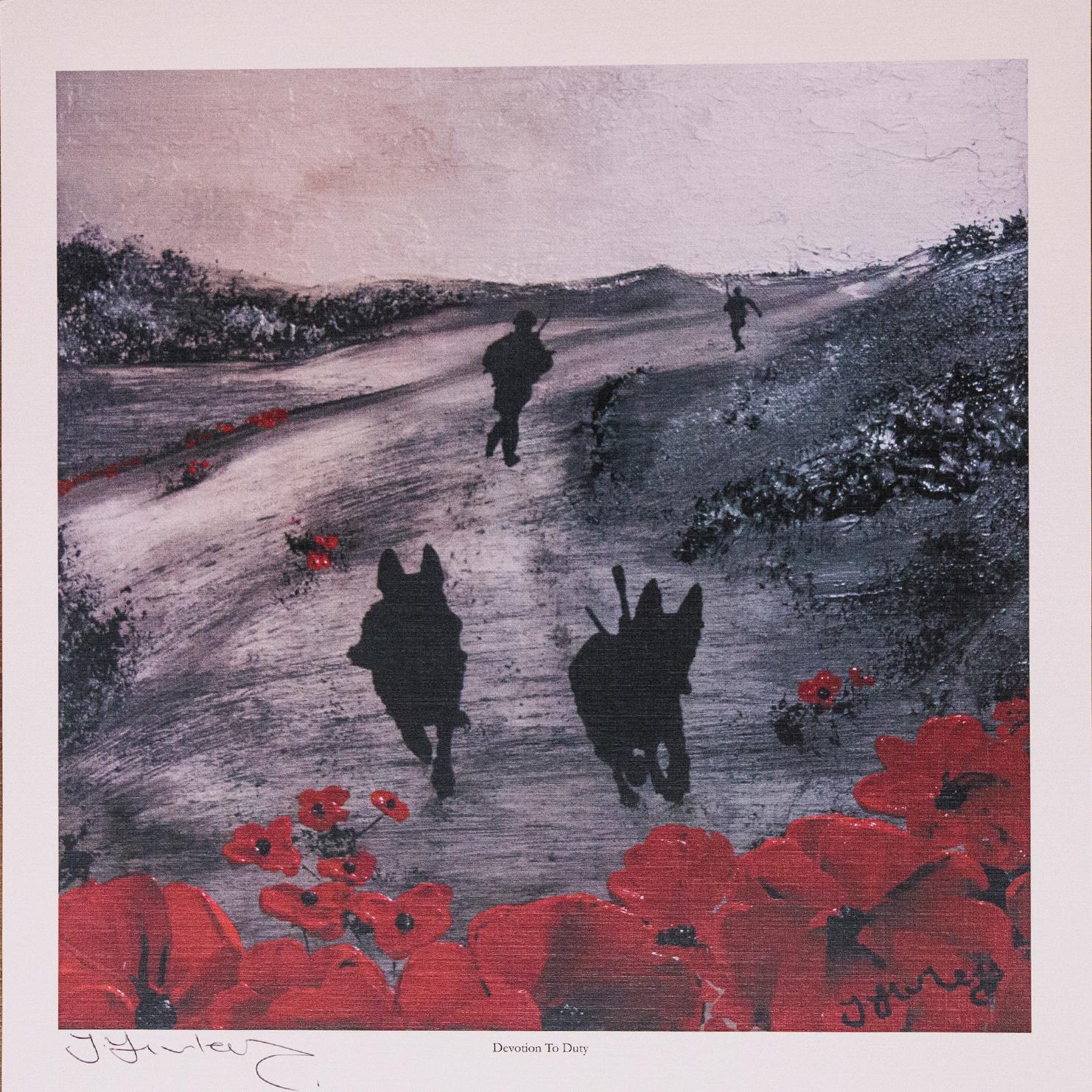 Jacqueline Hurley Art Auction