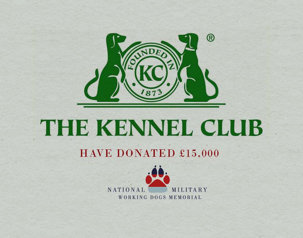 Kennel Club donates £15,000 to NMWDM