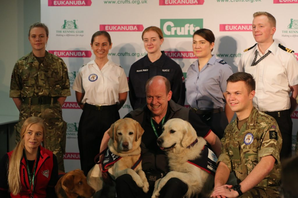NMWDM at Crufts 2019