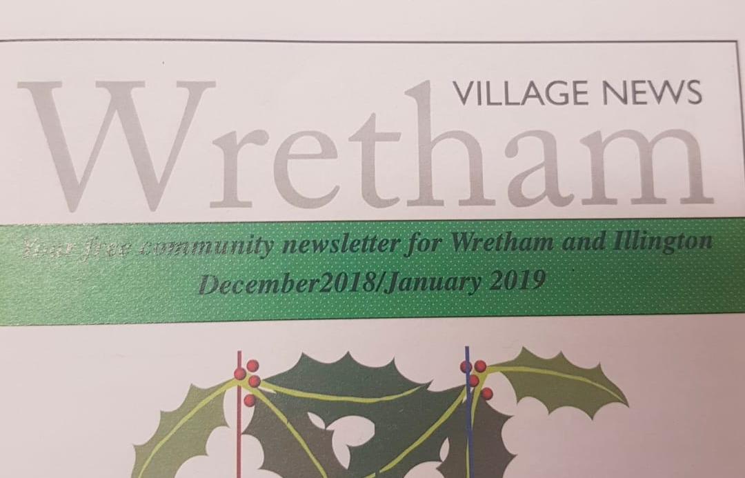 Wretham Village News